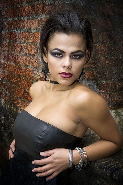 Model Shoot - Liza
